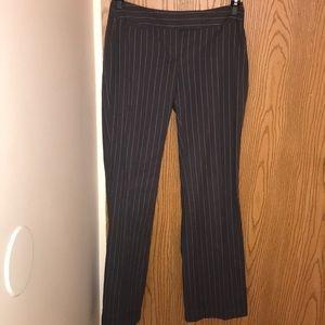 cabi pinstripe dress pants